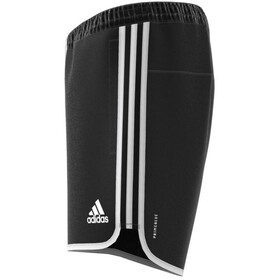 "adidas M20 Primeblue Shorts 5 "" Herrer, hvid/sort"